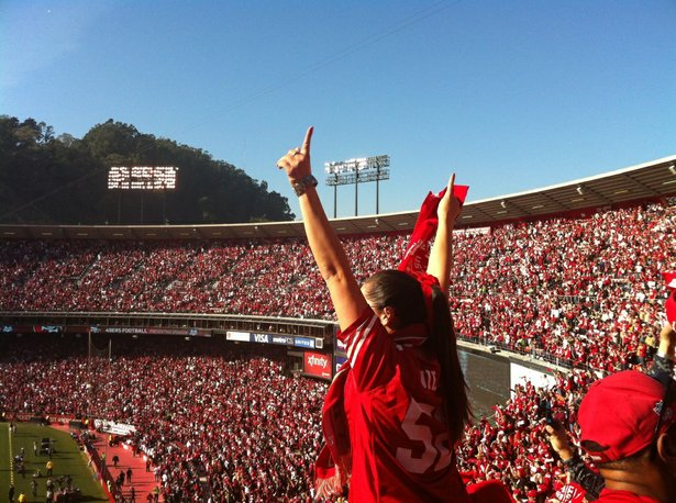 Rent a bus to go see the 49ers