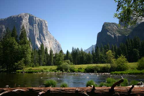 Charter a Bus to Yosemite Valley
